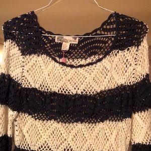 Super cute crochet dress